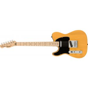 Squier Affinity Series Telecaster Left-Handed Butterscotch Blonde