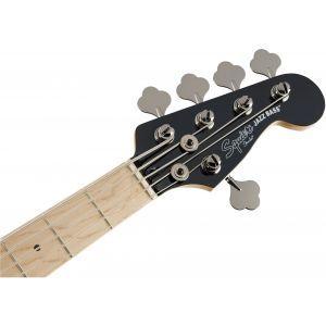 Squier Contemporary Active Jazz Bass HH V Black