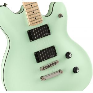 Squier Contemporary Active Starcaster Surf Pearl