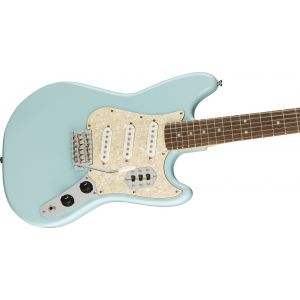 Squier Paranormal Cyclone Daphne Blue