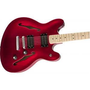 Squier Affinity Series Starcaster Candy Apple Red
