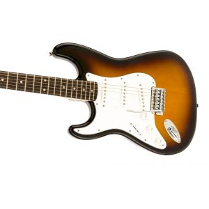Squier Affinity Series Stratocaster Left-Handed Brown Sunburst