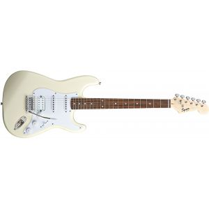 Squier Bullet Stratocaster HSS Arctic White