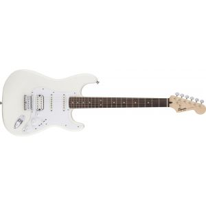 Squier Bullet Stratocaster HT HSS Arctic White