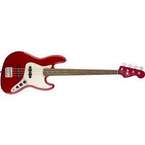 Squier Contemporary Jazz Bass Dark Metallic Red