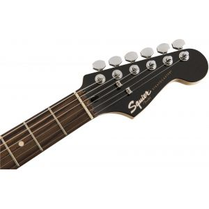 Squier Contemporary Stratocaster HSS Black Metallic