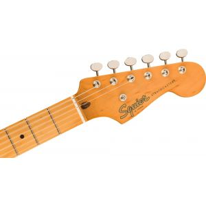 Squier Classic Vibe 50s Stratocaster Fiesta Red