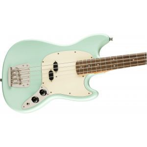 Squier Classic Vibe 60s Mustang Bass Surf Green