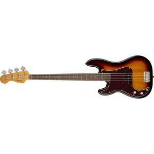 Squier Classic Vibe 60s Precision Bass, Left-Handed 3-Color Sunburst