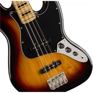 Squier Classic Vibe 70s Jazz Bass 3-Color Sunburst