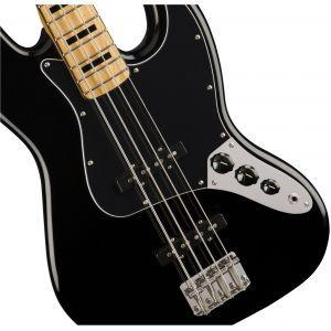 Squier Classic Vibe 70s Jazz Bass Black