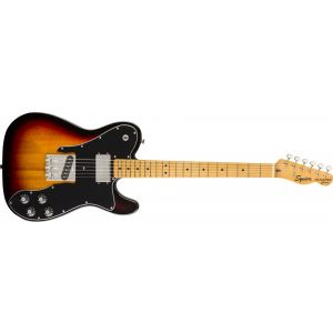 Squier Classic Vibe 70s Telecaster Custom 3-Color Sunburst