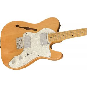 Squier Classic Vibe 70s Telecaster Thinline Natural