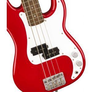 Squier Mini Precision Bass Dakota Red