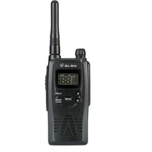 Midland UHF portabila Midland Alan HP450 2A