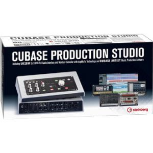 Steinberg Cubase Production Pack