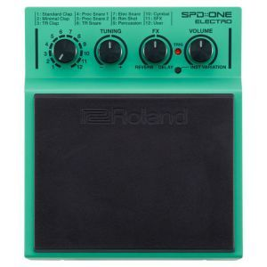 Toba Electronica Roland SPD ONE Electro