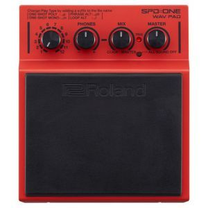 Toba Electronica Roland SPD ONE Wav Pad