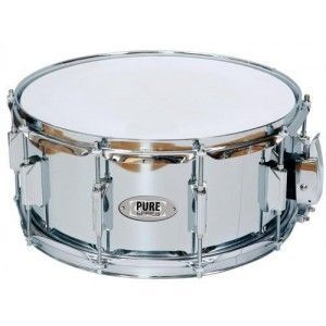 Toba Mica Drumcraft Pure Classic Steel CLSD1465 CR