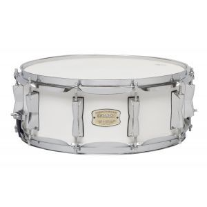 Toba Premier Yamaha Stage Custom Snare Birch Pure White