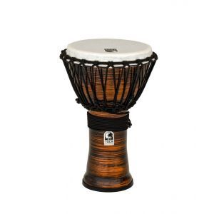 Toca Djembe Freestyle II Rope Tuned TF2DJ9SC Copper Spun