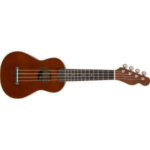 Fender Venice Natural Sopran Ukulele