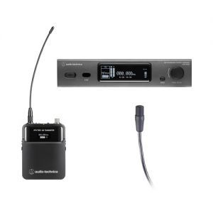 Wireless cu Lavaliera Audio Technica ATW-3211 899