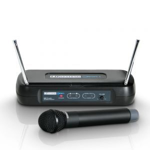 Wireless cu Microfon LD Systems ECO 2 HHD 2