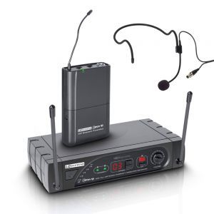 Wireless Headset LD Systems ECO 16 BPH B6