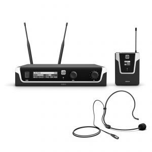 Wireless Headset LD Systems U518 BPH