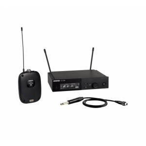 Wireless Instrumente Shure SLXD14